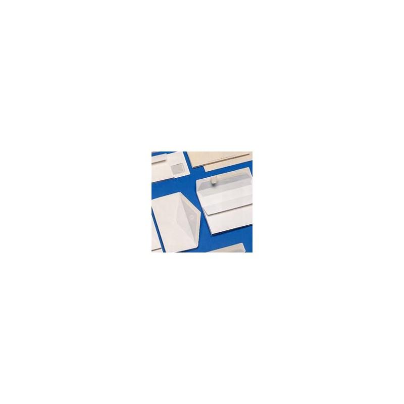 BUSTA AMERICANA  110x230  80gr c/fin.KRISTALL  500pz  -133-