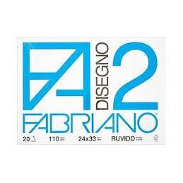 ALBUM FABRIANO F2 c/angoli...