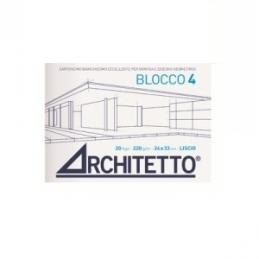 ALBUM ARCHITETTO-4 blocco...