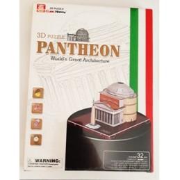 PUZZLE 3D PANTHEON 32 pezzi...