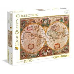 Mappa antica Puzzle 1000 pz...
