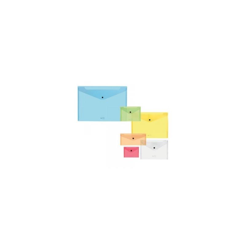BUSTA SACCO PULL  A3  c/bottone  ARCHIVIA COL. NEUTRO conf.5pz  -98289-
