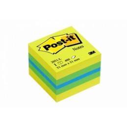 BLOCCO Post-It Mini Cubo...