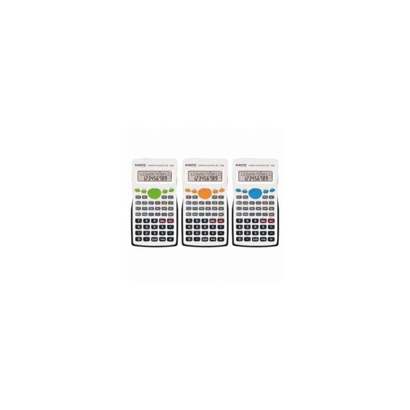 CALCOLATRICE E-Mate SCIENTIFICA CS102 (ex SS585) 244funzioni COLOR .97858