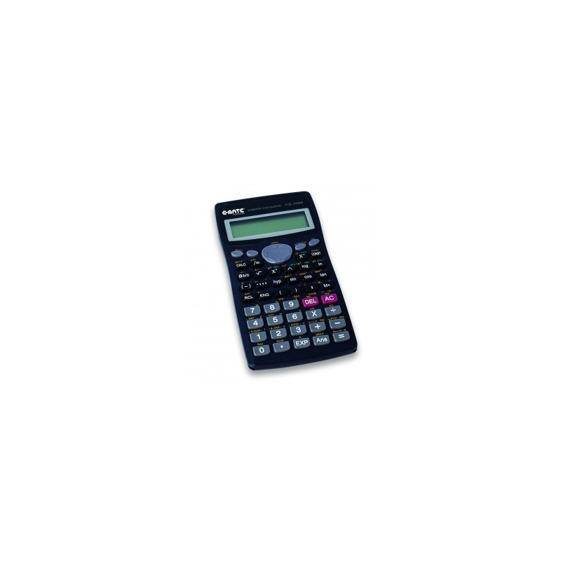 CALCOLATRICE  E-Mate  SCIENTIFICA  CS102II (ex SS563)   401funzioni  -97961-