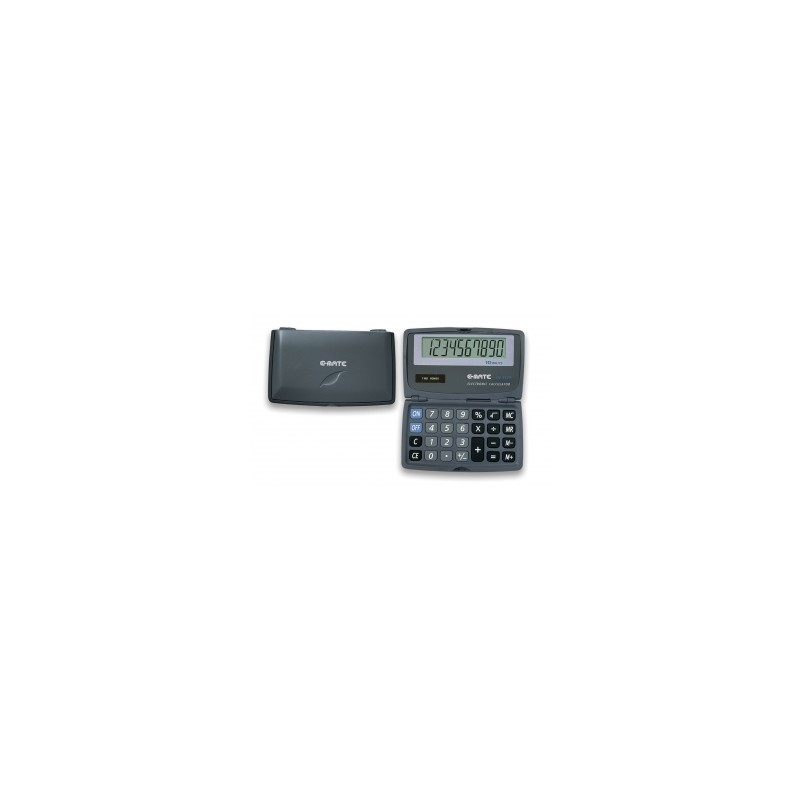 CALCOLATRICE  E-Mate  CD-1172 TASCA 10c    -96335-