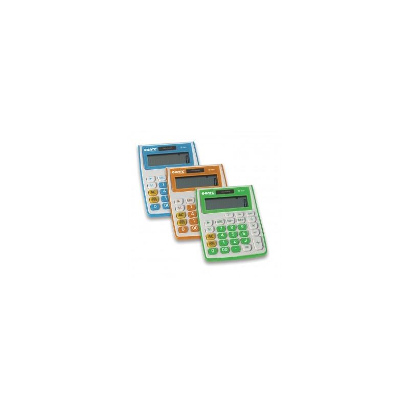 CALCOLATRICE  E-Mate  CD-2658 (ex SW2256)  DA TAVOLO SMALL 12cifre  3colori     -99543-