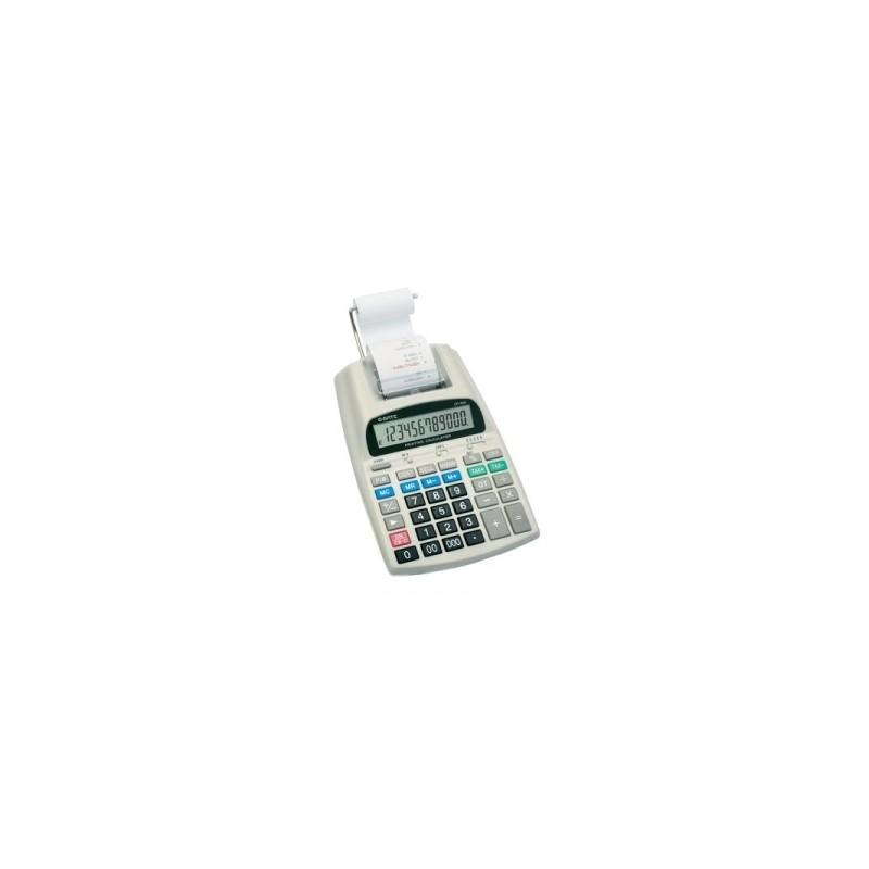 CALCOLATRICE  E-Mate  CP-1800 12c SCRIVENTE + Trasformatore   -96338-