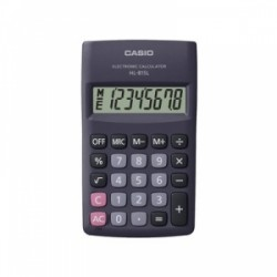 CALCOLATRICE Casio TASCABILE HL815L