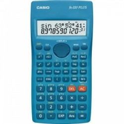 CALCOLATRICE Casio SCIENTIFICA FX220 PLUS 2nd ed. 181funzioni