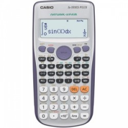 CALCOLATRICE Casio SCIENTIFICA FX570ES PLUS - 417funzioni