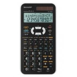 CALCOLATRICE Sharp SCIENTIFICA -EL506XB- 469 funzioni - BIANCO