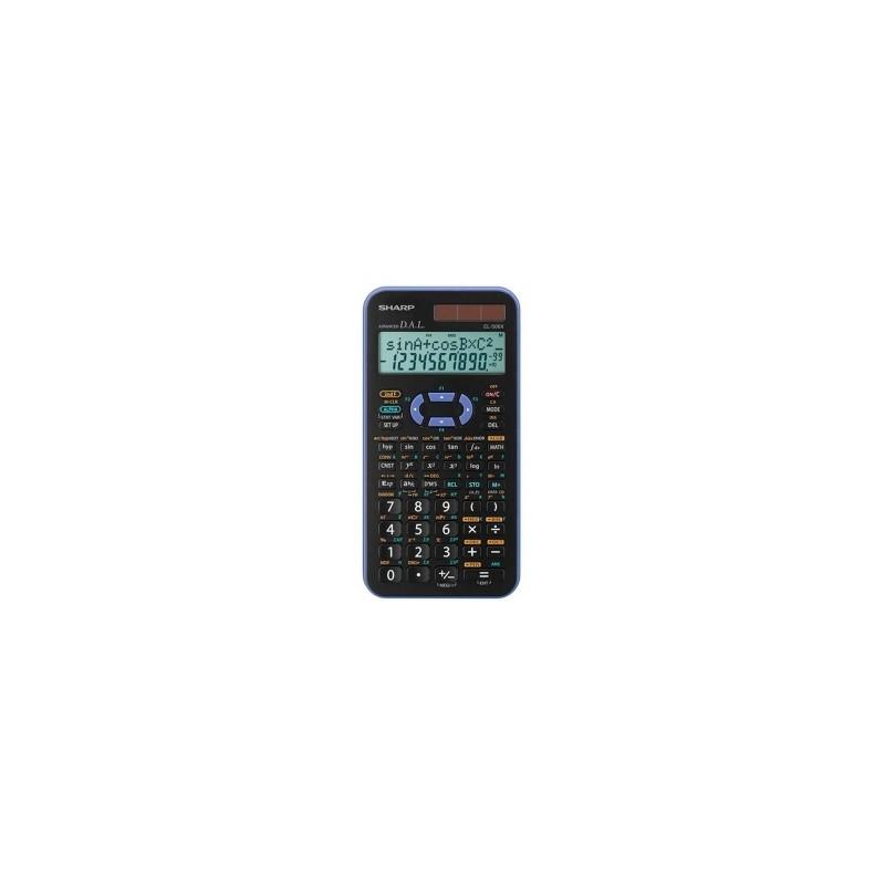 CALCOLATRICE Sharp SCIENTIFICA -EL506XB- 469 funzioni - VIOLA