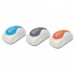 CANCELLINO PER LAVAGNA  Mouse Squit MAGNETICO 3colori    -97840-  ***