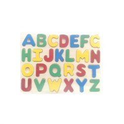 PUZZLE ALFABETO IN LEGNO  TEOREMA art. 3001906