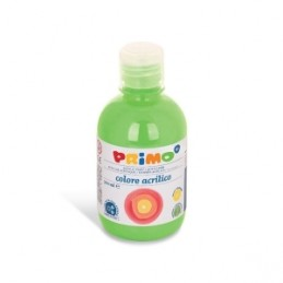COLORI TEMPERA CMP 300ml FLUO VERDE BRILLANTE