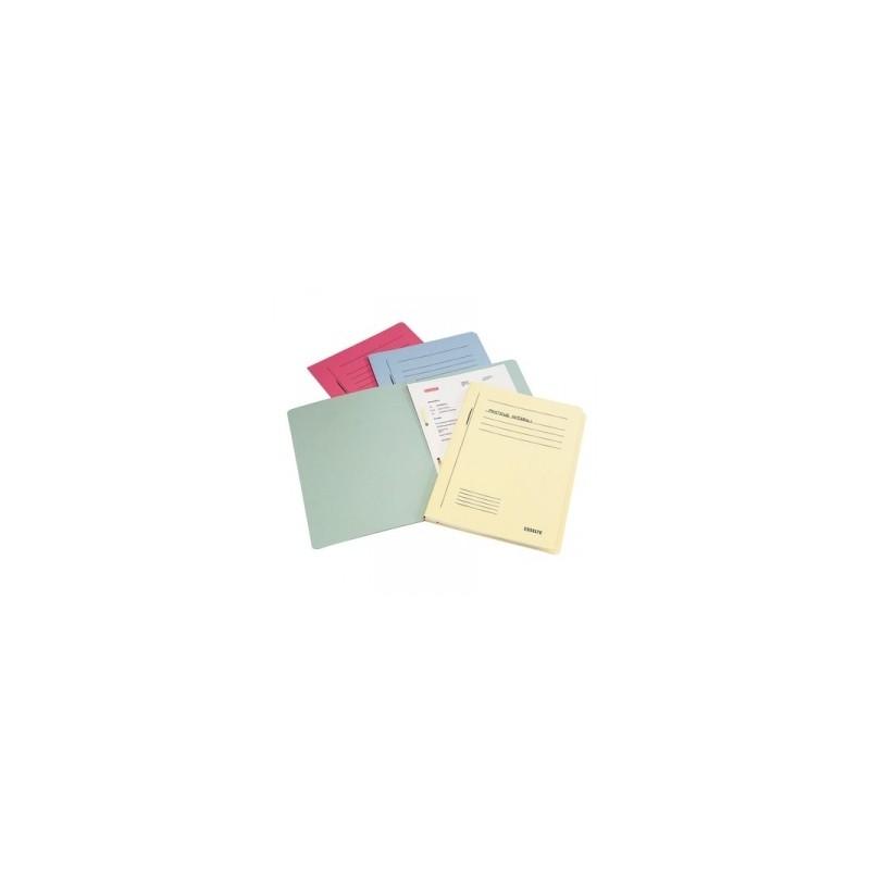 CART.MANILA c/LINGUELLA ROSA RAPIDFILE 250gr -62105-