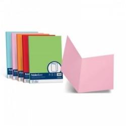 CARTELLE SIMPLEX Sempli CARTATTI 6colori cf.50pz -  ..ARANCIO