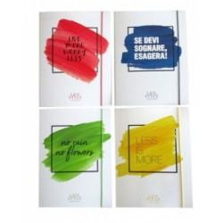 CART. PROGETTO Life Style FANTASIA CON ELASTICO TONDO Dorso 1cm .PROG1 LS