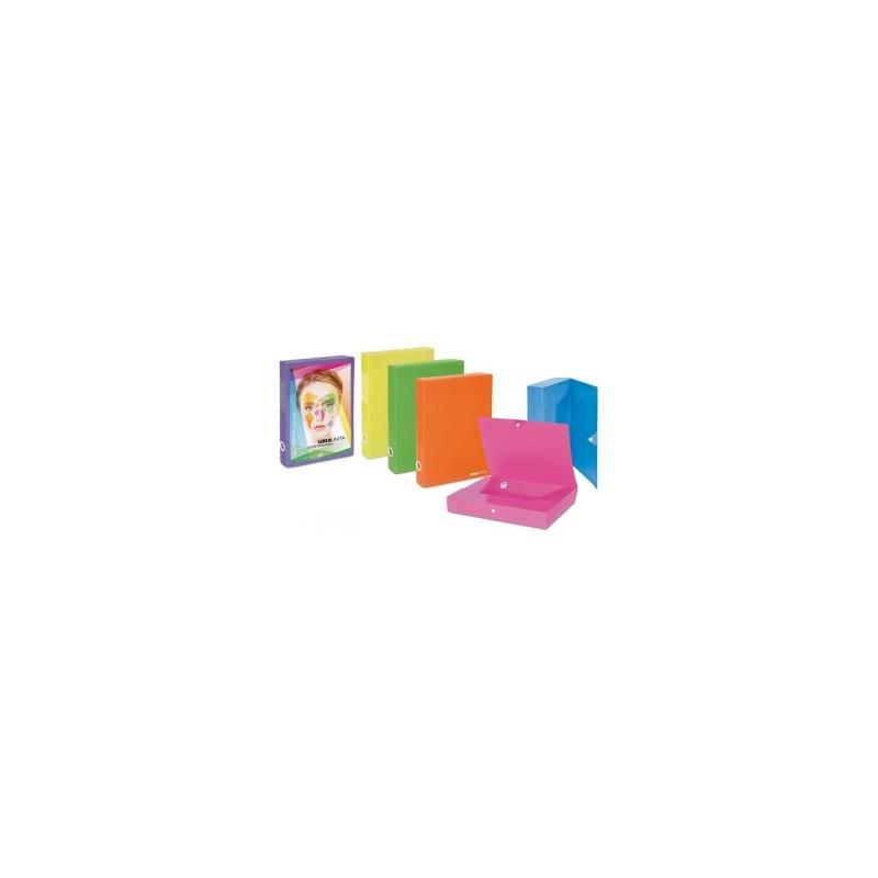 CART. PROGETTO PPL TintaUnita PERSONALIZZABILE D.5cm .99045