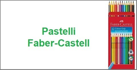 Pastelli Faber-Castell